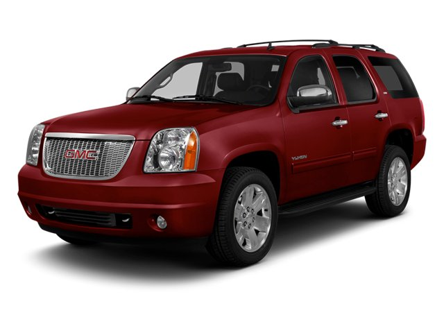 Crystal Red Tintcoat 2014 GMC Yukon Pictures Yukon Utility 4D SLT 2WD photos front view