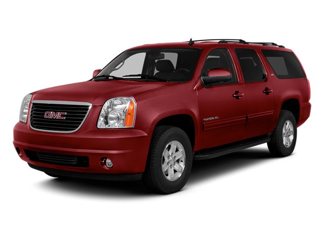 Crystal Red Tintcoat 2014 GMC Yukon XL Pictures Yukon XL Utility K1500 SLE 4WD photos front view