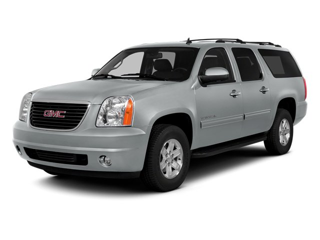 Quicksilver Metallic 2014 GMC Yukon XL Pictures Yukon XL Utility K1500 SLE 4WD photos front view