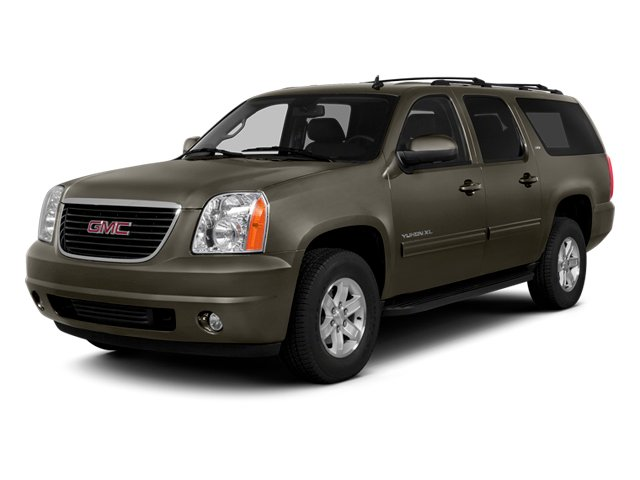 Mocha Steel Metallic 2014 GMC Yukon XL Pictures Yukon XL Utility K1500 SLE 4WD photos front view