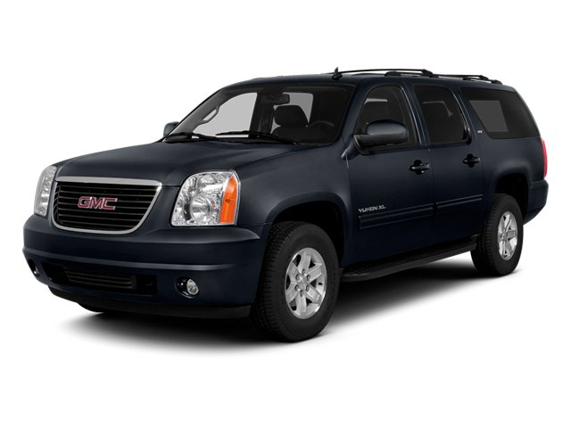 Deep Indigo Metallic 2014 GMC Yukon XL Pictures Yukon XL Utility K1500 SLE 4WD photos front view