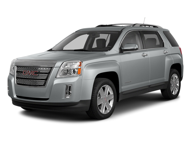 Quicksilver Metallic 2014 GMC Terrain Pictures Terrain Utility 4D SLT AWD photos front view