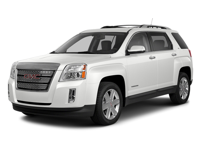 Summit White 2014 GMC Terrain Pictures Terrain Utility 4D SLT AWD photos front view