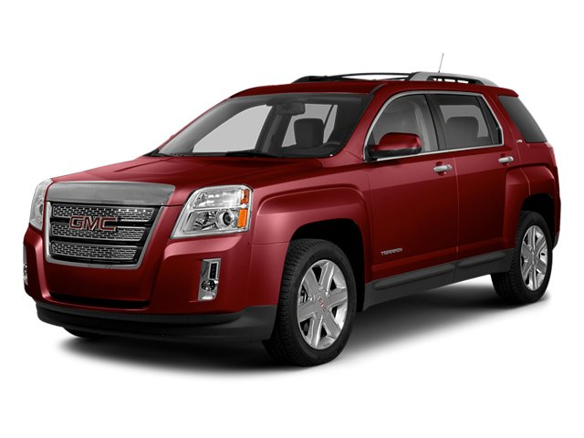 Crystal Red Tintcoat 2014 GMC Terrain Pictures Terrain Utility 4D SLT AWD photos front view