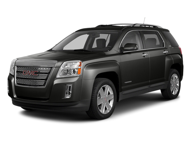 Iridium Metallic 2014 GMC Terrain Pictures Terrain Utility 4D SLT AWD photos front view