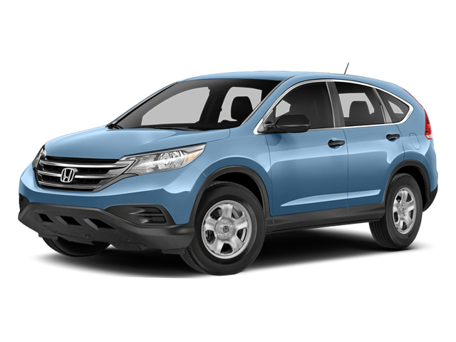 Mountain Air Metallic 2014 Honda CR-V Pictures CR-V Utility 4D LX 2WD I4 photos front view
