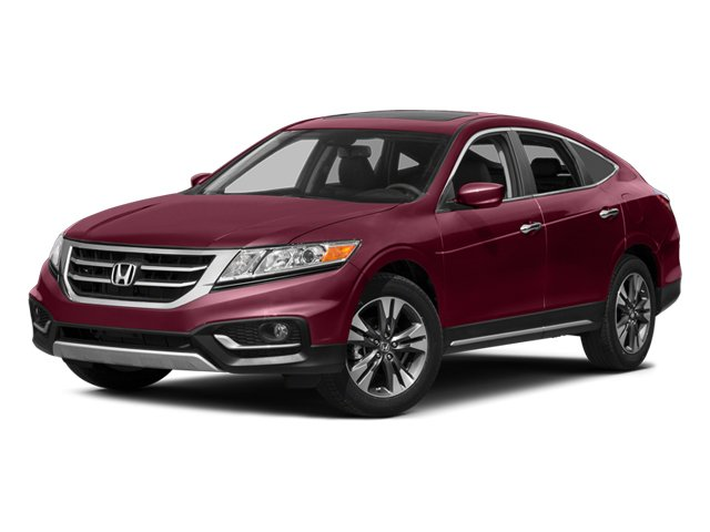 Basque Red Pearl II 2014 Honda Crosstour Pictures Crosstour Utility 4D EX-L 2WD V6 photos front view