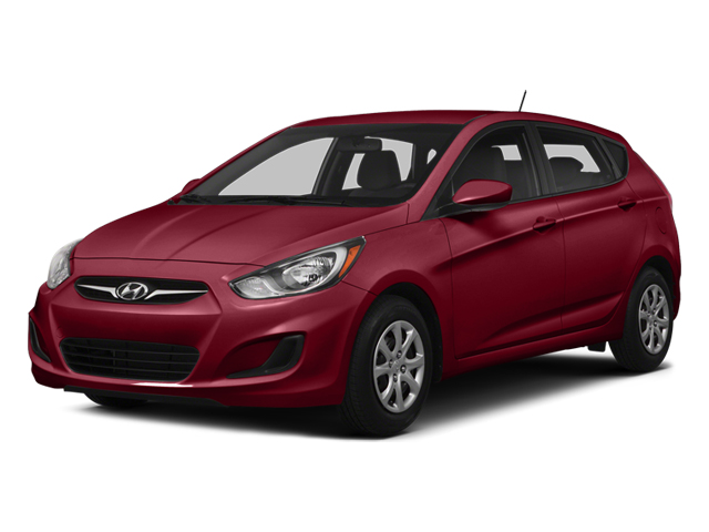 Boston Red Pearl 2014 Hyundai Accent Pictures Accent Hatchback 5D GS I4 photos front view