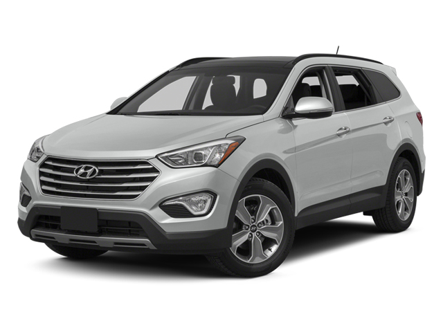 Circuit Silver 2014 Hyundai Santa Fe Pictures Santa Fe Utility 4D GLS Ultimate AWD photos front view