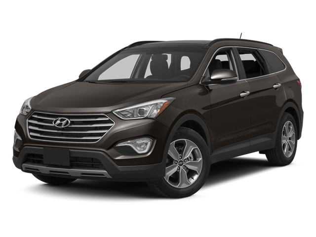 Frosted Mocha 2014 Hyundai Santa Fe Pictures Santa Fe Utility 4D GLS Technology AWD photos front view