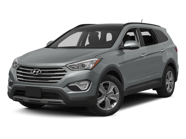 Iron Frost 2014 Hyundai Santa Fe Pictures Santa Fe Utility 4D GLS Technology AWD photos front view