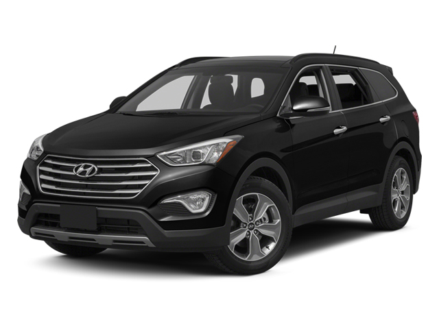 Becketts Black 2014 Hyundai Santa Fe Pictures Santa Fe Utility 4D GLS Technology AWD photos front view