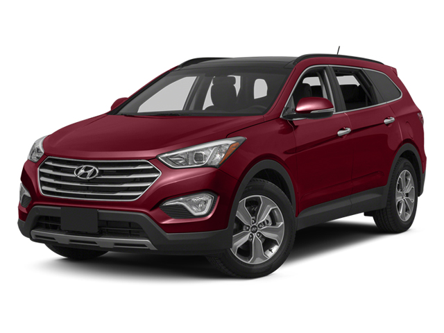 Regal Red Pearl 2014 Hyundai Santa Fe Pictures Santa Fe Utility 4D GLS Technology AWD photos front view