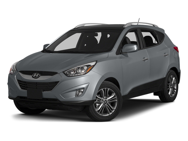 Shadow Grey 2014 Hyundai Tucson Pictures Tucson Utility 4D Limited AWD I4 photos front view
