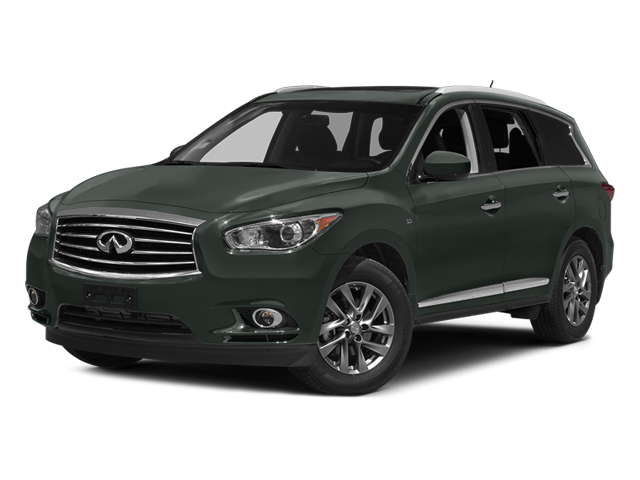 Emerald Graphite 2014 INFINITI QX60 Pictures QX60 Utility 4D AWD V6 photos front view
