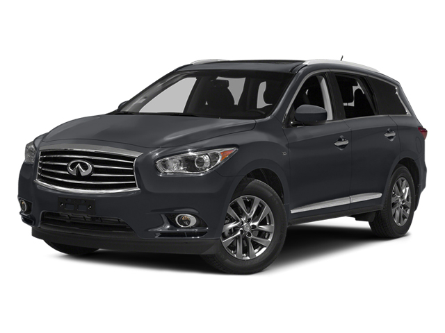 Diamond Slate 2014 INFINITI QX60 Pictures QX60 Utility 4D AWD V6 photos front view