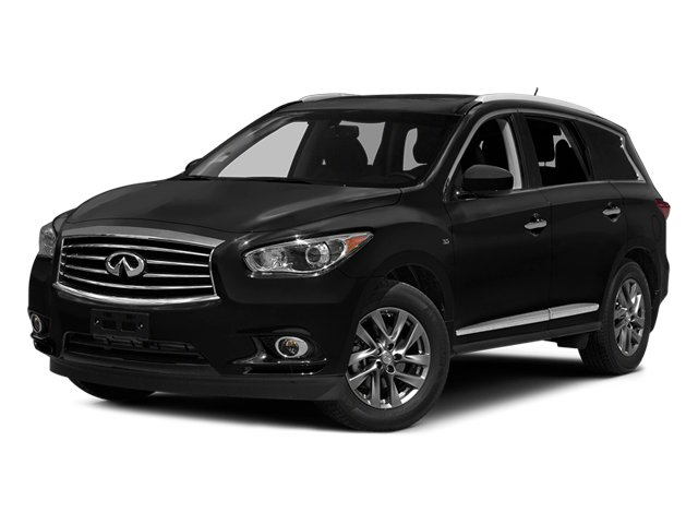 Black Obsidian 2014 INFINITI QX60 Pictures QX60 Utility 4D AWD V6 photos front view