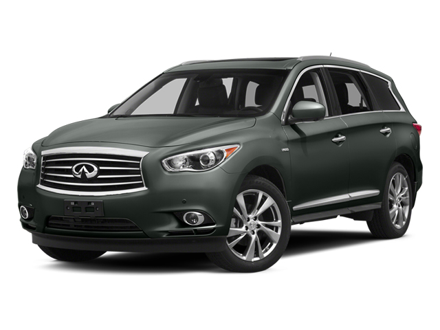 Emerald Graphite 2014 INFINITI QX60 Pictures QX60 Utility 4D Hybrid AWD I4 photos front view