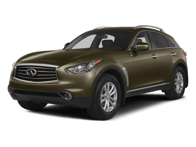 Umbria Twilight 2014 INFINITI QX70 Pictures QX70 Utility 4D AWD V6 photos front view