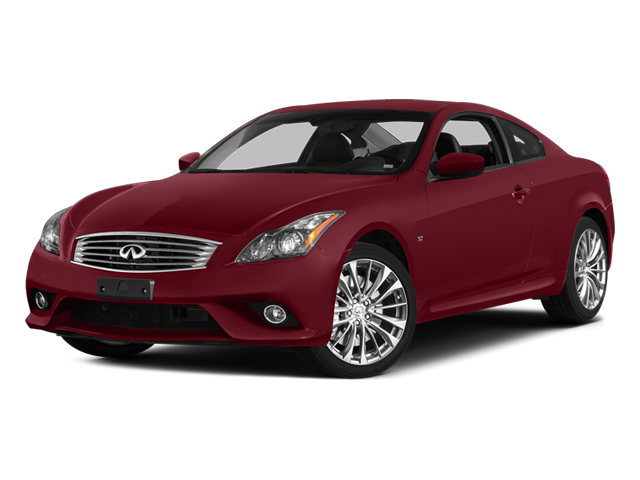 Venetian Ruby 2014 INFINITI Q60 Coupe Pictures Q60 Coupe 2D AWD V6 photos front view