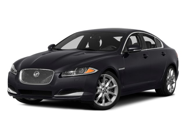 Stratus Gray Metallic 2014 Jaguar XF Pictures XF Sedan 4D AWD V6 Supercharged photos front view