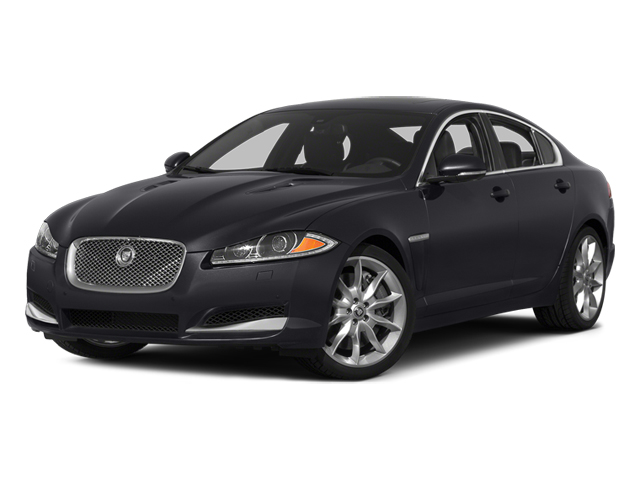 Stratus Gray Metallic 2014 Jaguar XF Pictures XF Sedan 4D V6 Supercharged photos front view
