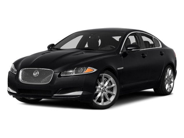 Ebony 2014 Jaguar XF Pictures XF Sedan 4D AWD V6 Supercharged photos front view