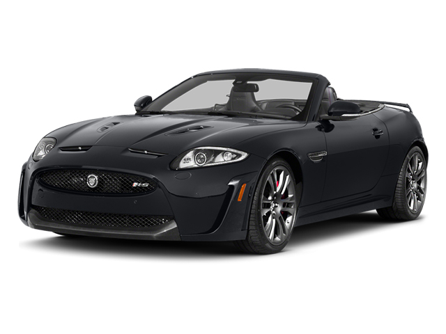 Stratus Gray Metallic 2014 Jaguar XK Pictures XK Convertible 2D XKR-S V8 Supercharged photos front view