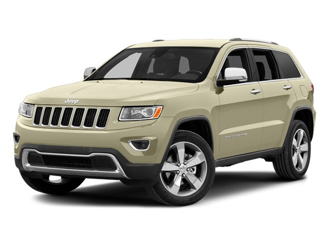 Cashmere Pearlcoat 2014 Jeep Grand Cherokee Pictures Grand Cherokee Utility 4D Limited 4WD photos front view