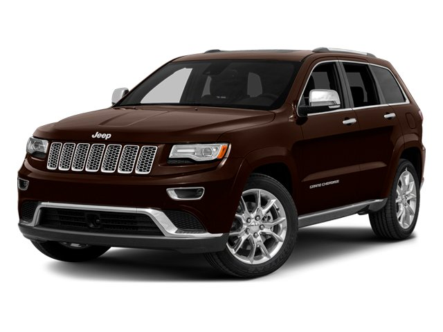 Deep Auburn Pearlcoat 2014 Jeep Grand Cherokee Pictures Grand Cherokee Utility 4D Summit Diesel 2WD photos front view