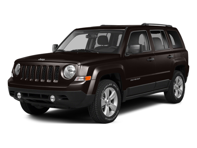 Rugged Brown Pearlcoat 2014 Jeep Patriot Pictures Patriot Utility 4D Latitude 4WD photos front view