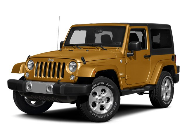 Ampd 2014 Jeep Wrangler Pictures Wrangler Utility 2D Sport 4WD V6 photos front view
