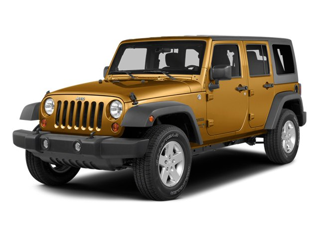 Ampd 2014 Jeep Wrangler Unlimited Pictures Wrangler Unlimited Utility 4D Unlimited Rubicon 4WD V6 photos front view