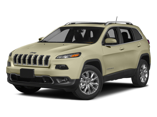 Cashmere Pearlcoat 2014 Jeep Cherokee Pictures Cherokee Utility 4D Sport 2WD photos front view