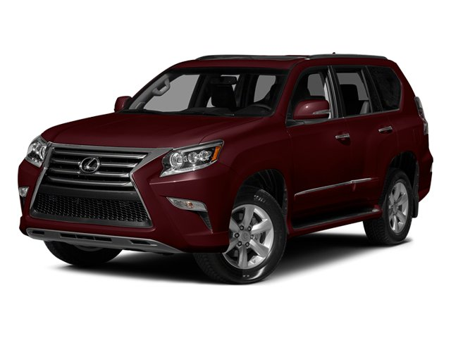 Claret Mica 2014 Lexus GX 460 Pictures GX 460 Utility 4D Luxury 4WD V8 photos front view