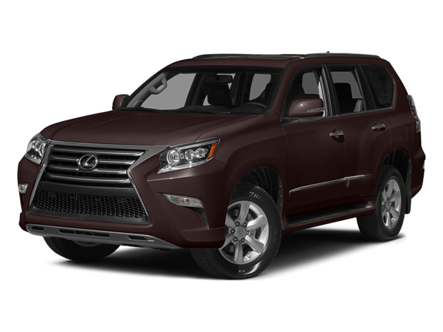 Fire Agate Pearl 2014 Lexus GX 460 Pictures GX 460 Utility 4D Luxury 4WD V8 photos front view