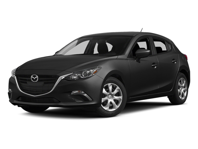 Jet Black Mica 2014 Mazda Mazda3 Pictures Mazda3 Wagon 5D i Touring I4 photos front view