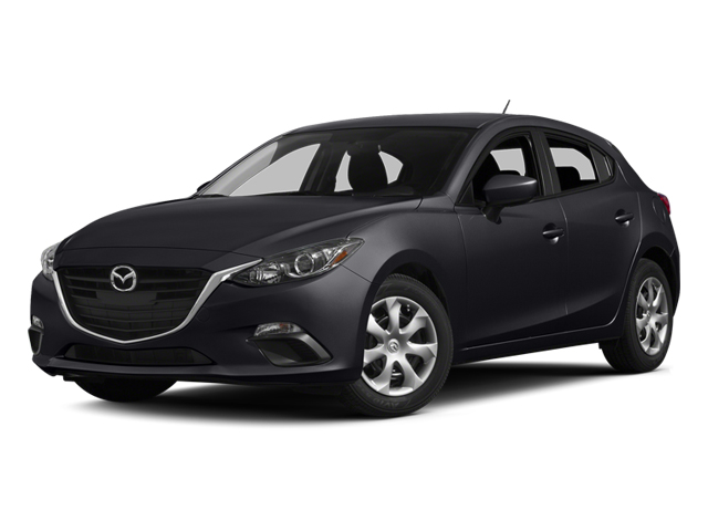 Meteor Gray Mica 2014 Mazda Mazda3 Pictures Mazda3 Wagon 5D i Touring I4 photos front view