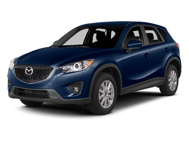 Stormy Blue Mica 2014 Mazda CX-5 Pictures CX-5 Utility 4D GT AWD I4 photos front view