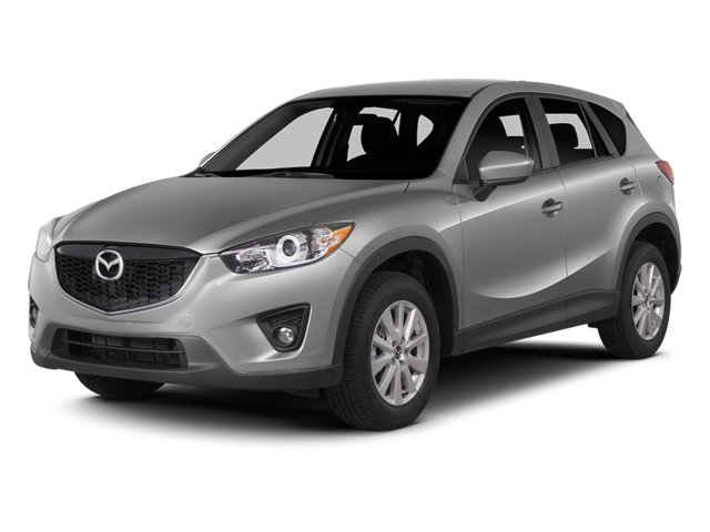Liquid Silver Metallic 2014 Mazda CX-5 Pictures CX-5 Utility 4D GT AWD I4 photos front view