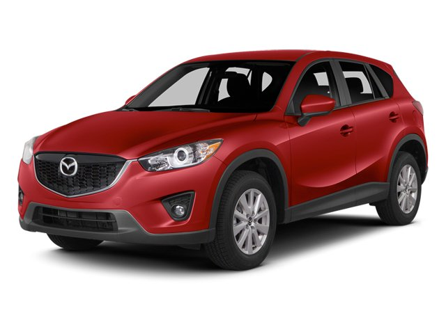 Soul Red Metallic 2014 Mazda CX-5 Pictures CX-5 Utility 4D GT 2WD I4 photos front view