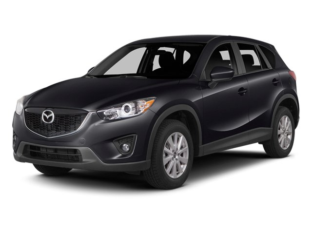 Meteor Gray Mica 2014 Mazda CX-5 Pictures CX-5 Utility 4D GT AWD I4 photos front view