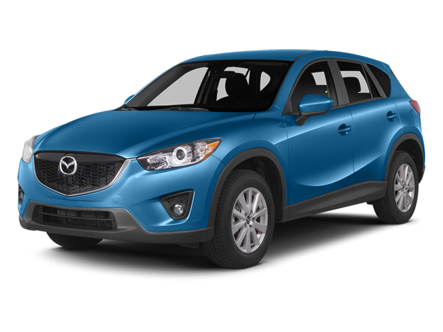 Blue Reflex Mica 2014 Mazda CX-5 Pictures CX-5 Utility 4D GT AWD I4 photos front view