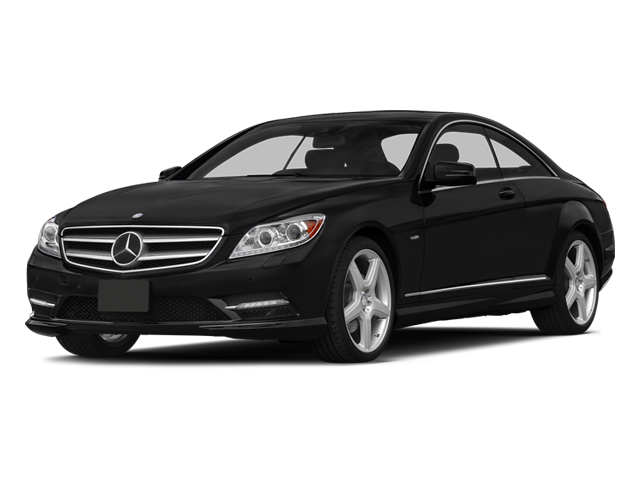Magnetite Black Metallic 2014 Mercedes-Benz CL-Class Pictures CL-Class Coupe 2D CL550 AWD V8 Turbo photos front view