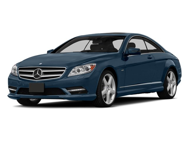 Monarch Blue Metallic 2014 Mercedes-Benz CL-Class Pictures CL-Class Coupe 2D CL550 AWD V8 Turbo photos front view