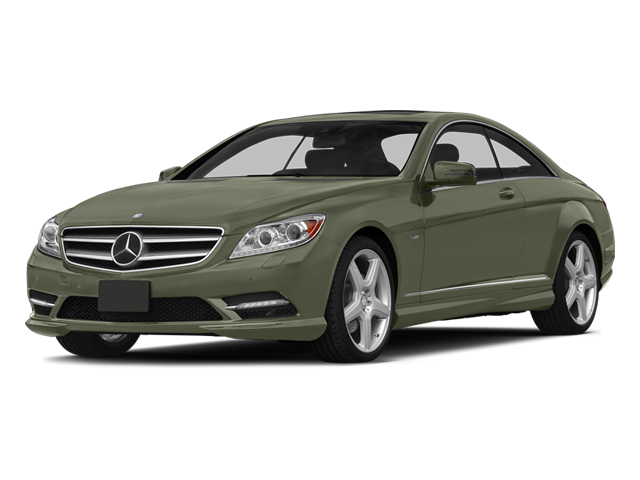 Andorite Gray Metallic 2014 Mercedes-Benz CL-Class Pictures CL-Class Coupe 2D CL550 AWD V8 Turbo photos front view