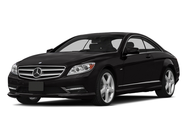 Verde Brook Metallic 2014 Mercedes-Benz CL-Class Pictures CL-Class Coupe 2D CL550 AWD V8 Turbo photos front view