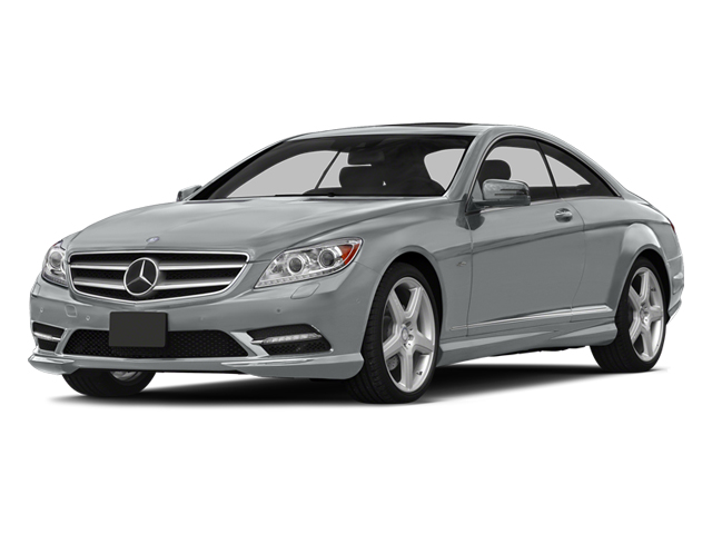 Iridium Silver Metallic 2014 Mercedes-Benz CL-Class Pictures CL-Class Coupe 2D CL550 AWD V8 Turbo photos front view