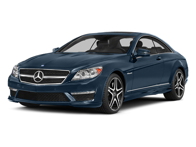 Monarch Blue Metallic 2014 Mercedes-Benz CL-Class Pictures CL-Class Coupe 2D CL63 AMG V8 Turbo photos front view