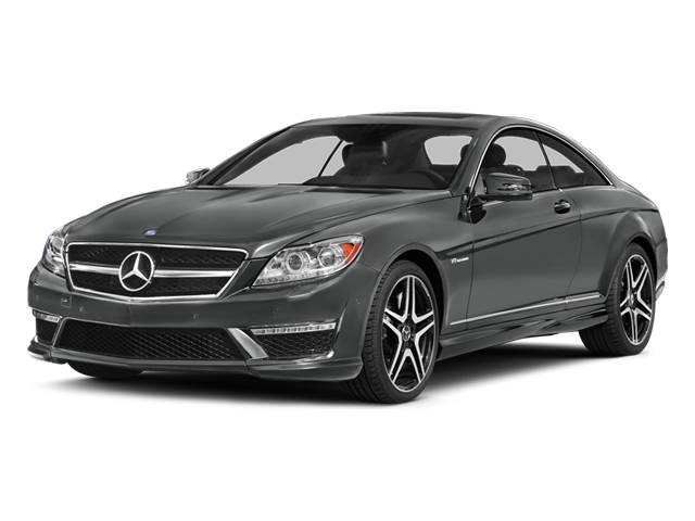 Palladium Silver Metallic 2014 Mercedes-Benz CL-Class Pictures CL-Class Coupe 2D CL63 AMG V8 Turbo photos front view